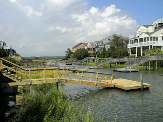 Canal House - a lovely vacation rental home in Sunset Beach, North Carolina
