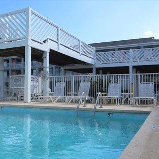 Continental Motel in Ocean Isle Beach, NC