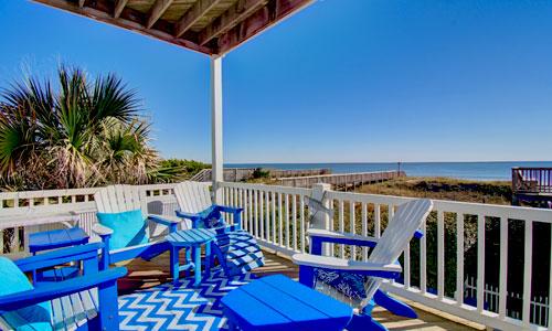 Oceanfront Ocean Isle Beach Rentals