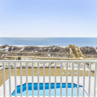 Oceanfront Rentals in Sunset Beach, NC